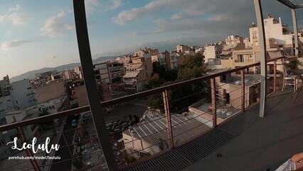 Трахаемся на балконе на зависть всем соседям – да и похуй!