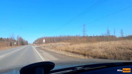Вот как русская автостопщица добралась до Москвы